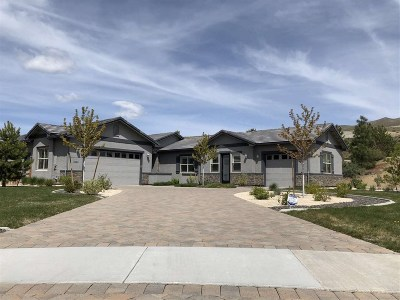 Reno Single Family Home Active/Pending-Call: 2195 Back Nine Court