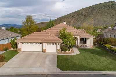 Carson City Single Family Home Back On Market: 2737 Waterford Pl