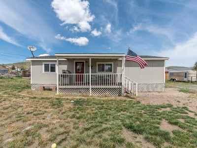 Reno Manufactured Home Active/Pending-Loan: 18955 Pinon Pine