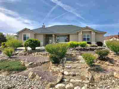 Fernley Single Family Home For Sale: 930 Lasso Way