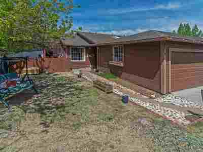 Reno Single Family Home Active/Pending-Loan: 6779 Honey Suckle Dr.
