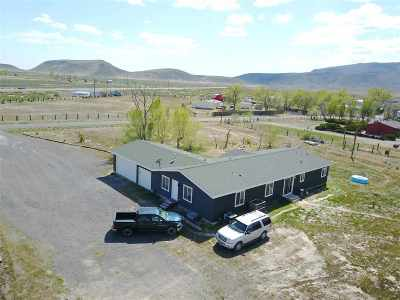 Battle Mountain Manufactured Home For Sale: 240 Pleasant Hill