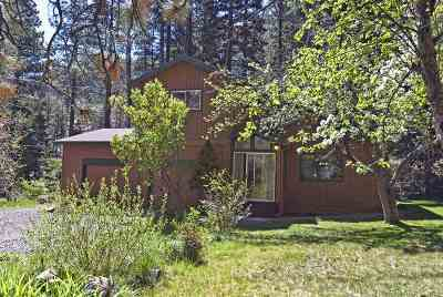 Single Family Home Active/Pending-Loan: 214 Crystal Springs Road