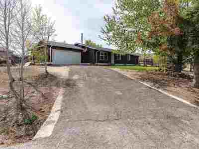 Single Family Home For Sale: 8140 Seneca