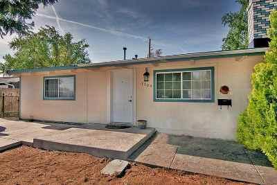 Sparks Single Family Home Price Reduced: 1109 Sbragia