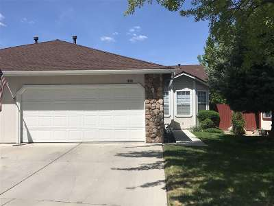 Carson City Single Family Home Active/Pending-Call: 3080 Austin