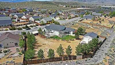 Reno Single Family Home Active/Pending-Loan: 749 Pinion Wood Dr