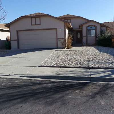 Single Family Home For Sale: 8120 Big River Dr.