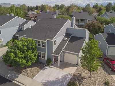 Carson City Condo/Townhouse Active/Pending-Call: 3018 Hauser
