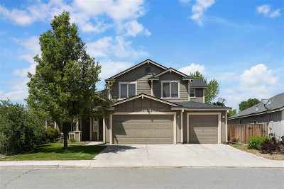 Fernley Single Family Home Active/Pending-House: 882 Garnet Way