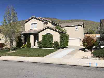 Sparks Single Family Home Active/Pending-Call: 3724 Culpepper Dr