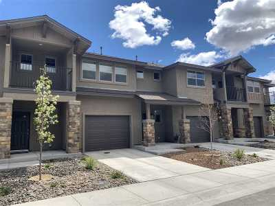 Carson City Condo/Townhouse For Sale: 1338 Viellion Pike Ln