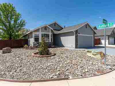Carson City Single Family Home Back On Market: 575 Greenbriar Dr