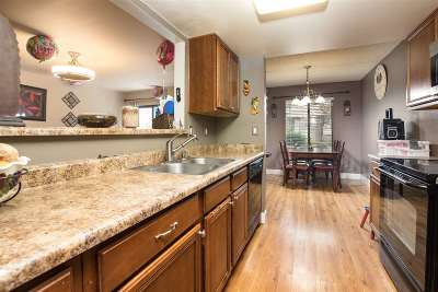 Sparks Condo/Townhouse Active/Pending-Loan: 3230 Wedekind Rd #68