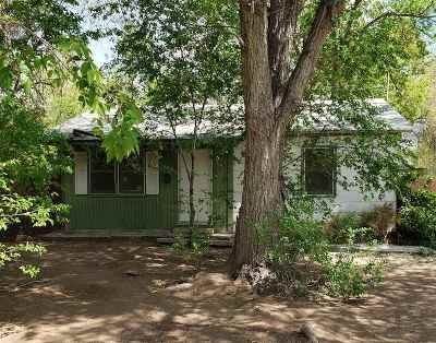Sun Valley Single Family Home Active/Pending-Loan: 5480 Lupin Dr