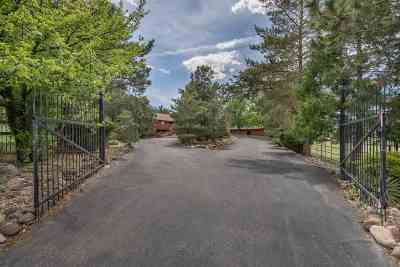 Reno Single Family Home Active/Pending-Loan: 405 River Bend