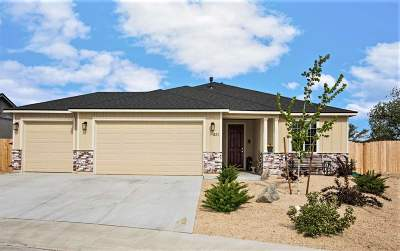 Fernley Single Family Home Active/Pending-Loan: 551 Osprey Way