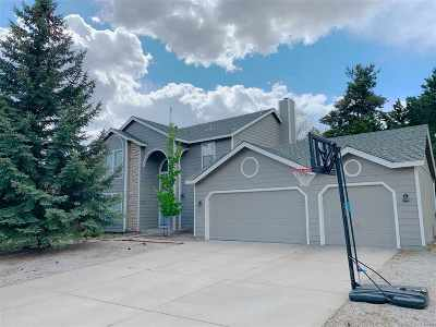 Reno Single Family Home Active/Pending-Call: 645 Cliff View