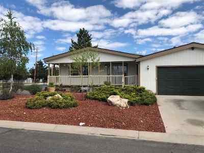 Reno Manufactured Home Active/Pending-Loan: 1401 Anchorage Dr