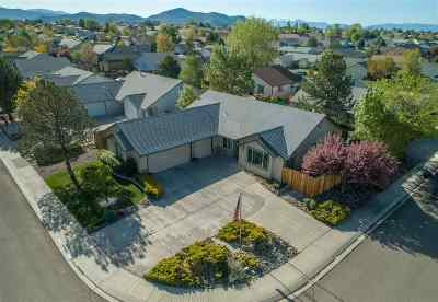 Carson City NV Single Family Home Active/Pending-Call: $374,900
