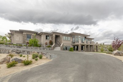 Reno Single Family Home For Sale: 3068 Iron Eagle Trail