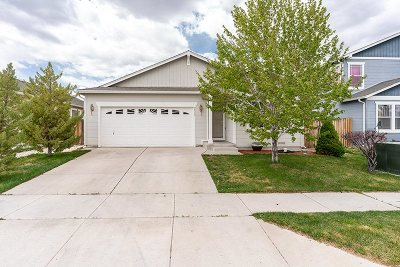 Reno Single Family Home Price Reduced: 7725 Tulear St.
