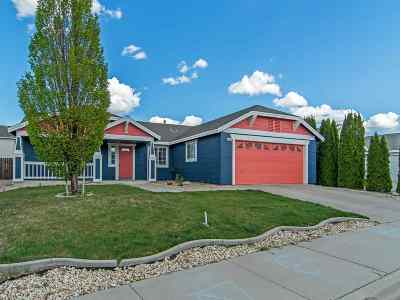 Single Family Home For Sale: 9408 Mustang Trail