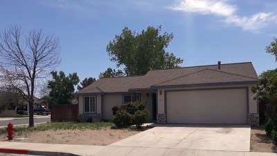 Fernley Single Family Home For Sale: 117 Primrose Dr