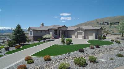 Reno Single Family Home For Sale: 2365 Eagle Bend Trail
