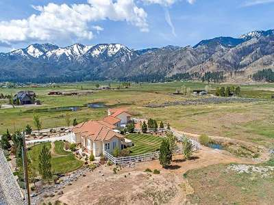 Washoe County Single Family Home For Sale: 18035 Lake Vista