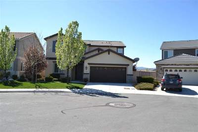 Reno Single Family Home For Sale: 10799 Grayslake Dr.