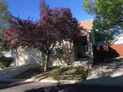 Sparks Single Family Home Active/Pending-Call: 5314 Desert Peach