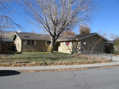 Carson City Single Family Home For Sale: 2808 Baker Drive