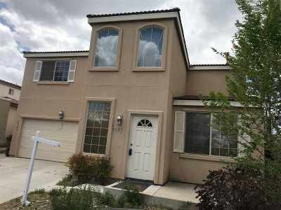 Reno Single Family Home For Sale: 9585 Meadow Star Dr. #Meadowst