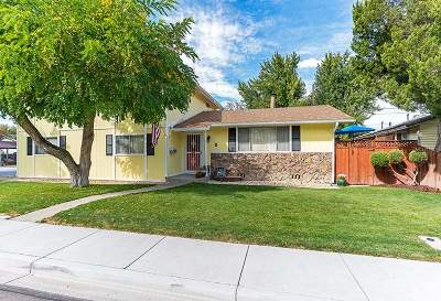 Sparks Single Family Home Active/Pending-House: 8 Arndell Way