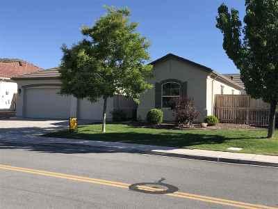 Reno Single Family Home For Sale: 10615 Summer Glen Drive