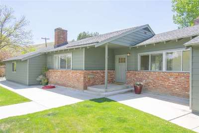 Carson City Single Family Home Active/Pending-Loan: 404 Mary Street