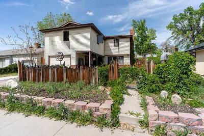 Reno Single Family Home For Sale: 1417, 1415 Lander St.
