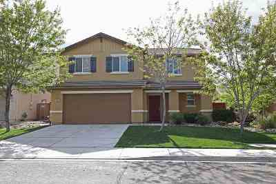 Reno Single Family Home For Sale: 11545 Verazae Dr.