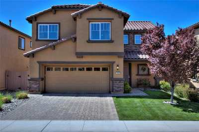 Reno Single Family Home Active/Pending-Loan: 1828 Braemore