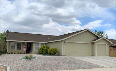 Fallon Single Family Home Active/Pending-Loan: 1195 Eagle Rock