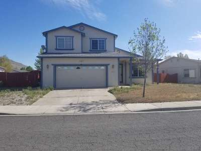 Reno Single Family Home Active/Pending-Short Sale: 17835 Georgetown Dr