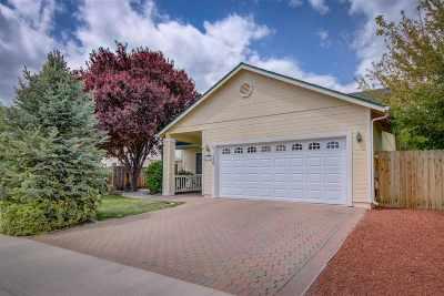 Gardnerville Single Family Home Active/Pending-Call: 1358 Westminster Place