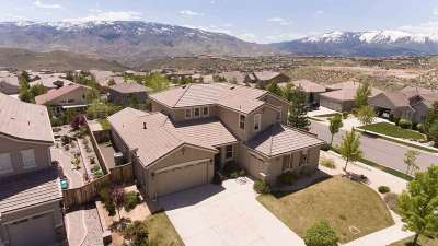 Reno Single Family Home For Sale: 7798 Great Basin Rd