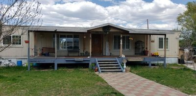 Reno Manufactured Home For Sale: 20 Jacana Ct.