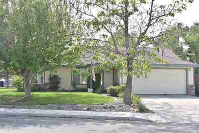 Fernley Single Family Home For Sale: 201 Rosewood Drive