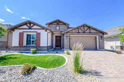 Reno Single Family Home For Sale: 1945 Phaethon Lane
