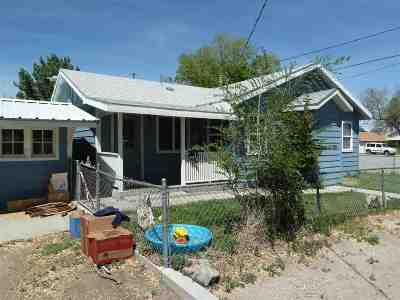 Yerington Multi Family Home For Sale: 118 S West Street