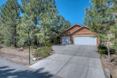 Reno Single Family Home For Sale: 15 Sunridge Ct E