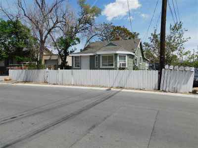 Washoe County Multi Family Home For Sale: 356 Gould